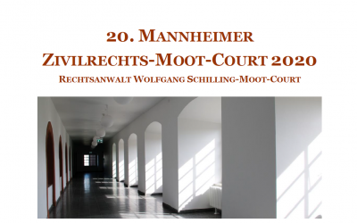 20. Mannheimer Zivilrechts Moot Court