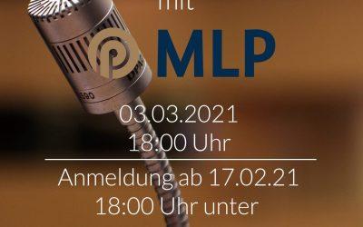 Überzeugend auftreten – Workshop mit MLP am 03.03.21